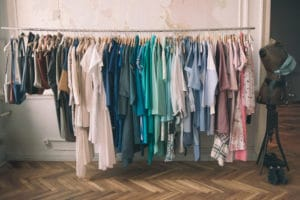 e-commerce business ideas: design and sell clothes