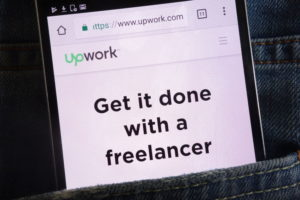 UpWork has great data entry jobs